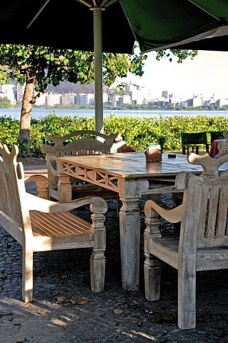 bares e restaurantes no Rio de Janeiro