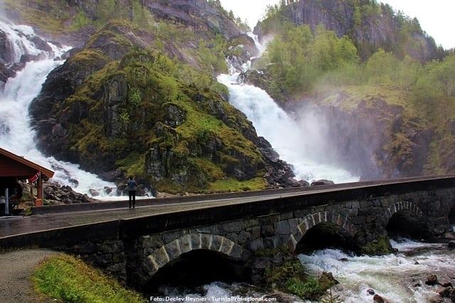 cachoeiras Noruega