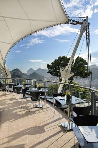 restaurantes no Rio de Janeiro
