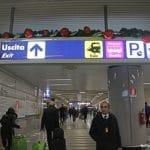 como ir do aeroporto para o centro de Roma