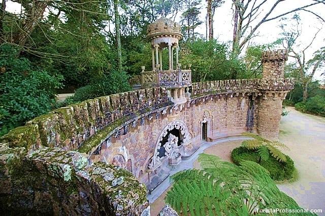 bate e volta de lisboa - Quinta da Regaleira em Sintra, Portugal