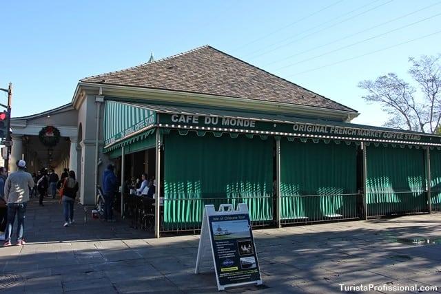 cafe du monde - 4 restaurantes em New Orleans que você tem que conhecer