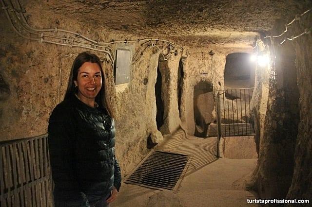 cavernas na capadocia - Roteiro de 2 dias na Capadócia