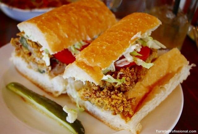 comida new orleans - Conheça o French Quarter em Nova Orleans