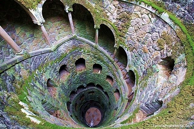 dicas de lisboa - Quinta da Regaleira em Sintra, Portugal