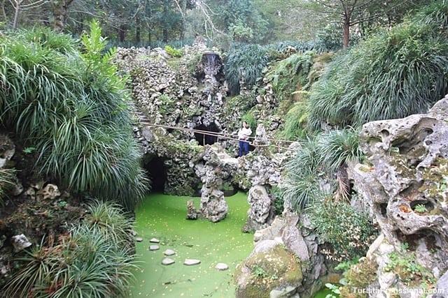 dicas de sintra - Quinta da Regaleira em Sintra, Portugal
