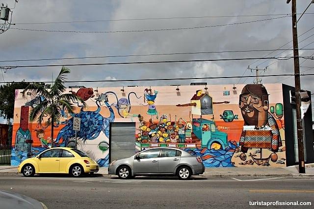 dicas miami - Wynwood Arts District, um verdadeiro museu ao ar livre em Miami