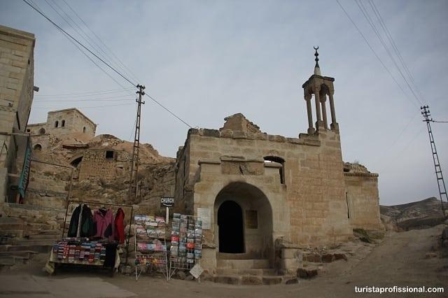 mesquita capadocia - Roteiro de 2 dias na Capadócia