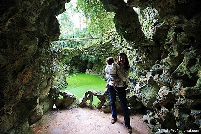 o que ver em sintra - Quinta da Regaleira em Sintra, Portugal