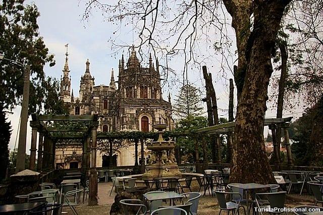 roteiro lisboa - Quinta da Regaleira em Sintra, Portugal