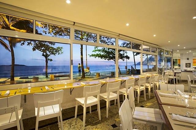 Rio de Janeiro restaurante