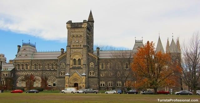 universidade de toronto - 10 atrações turísticas de Toronto