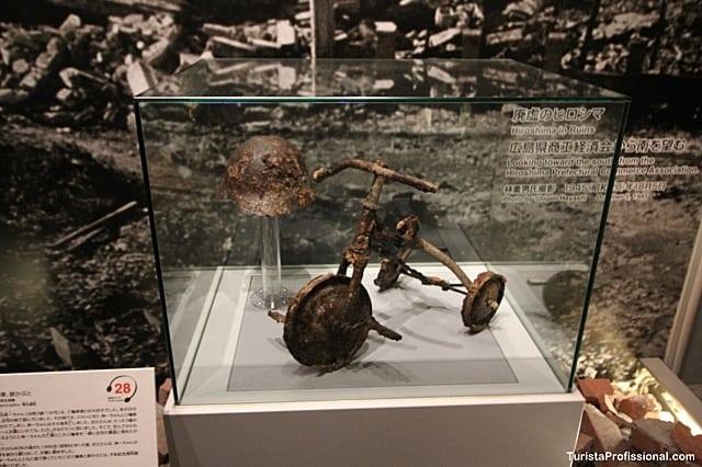 bomba atomica - Roteiro de um dia em Hiroshima (um bate e volta a partir de Kyoto)