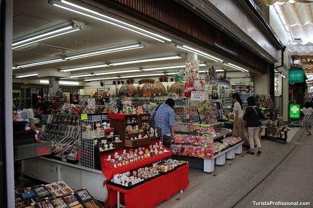 compras no japao - Roteiro de um dia em Hiroshima (um bate e volta a partir de Kyoto)
