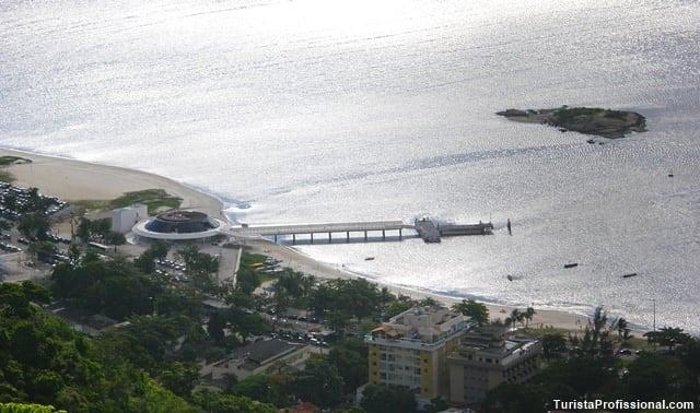 estacao das barcas - Parque da Cidade Niterói: a melhor vista da cidade