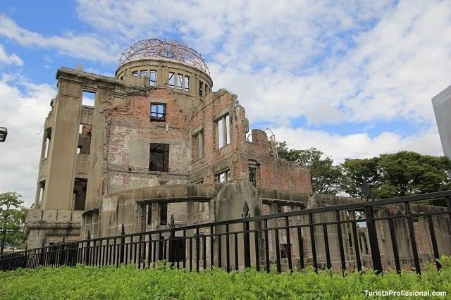 japao dicas de viagem - Roteiro de um dia em Hiroshima (um bate e volta a partir de Kyoto)