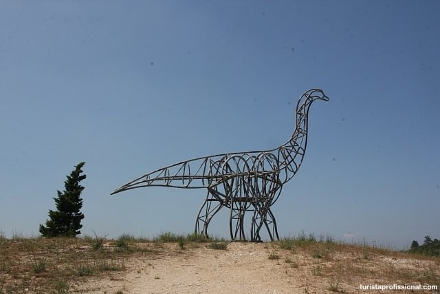 o que fazer em portugal - Visite as Pegadas de Dinossauros em Portugal (pertinho de Fátima)