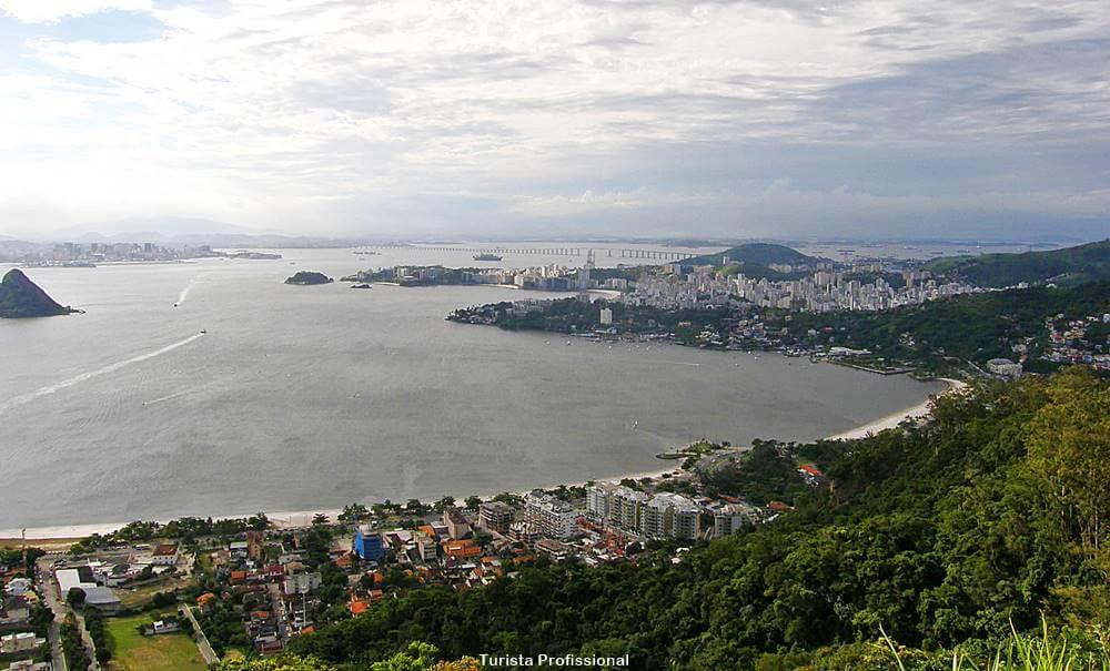parque da cidade de niteroi - Parque da Cidade Niterói: a melhor vista da cidade
