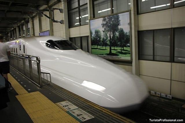 trem bala japao - Roteiro de um dia em Hiroshima (um bate e volta a partir de Kyoto)