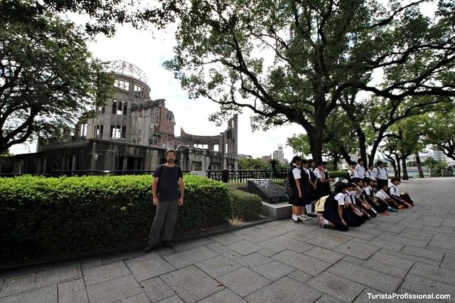 viagem ao japao - Roteiro de um dia em Hiroshima (um bate e volta a partir de Kyoto)