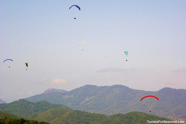voo parapente - Parque da Cidade Niterói: a melhor vista da cidade