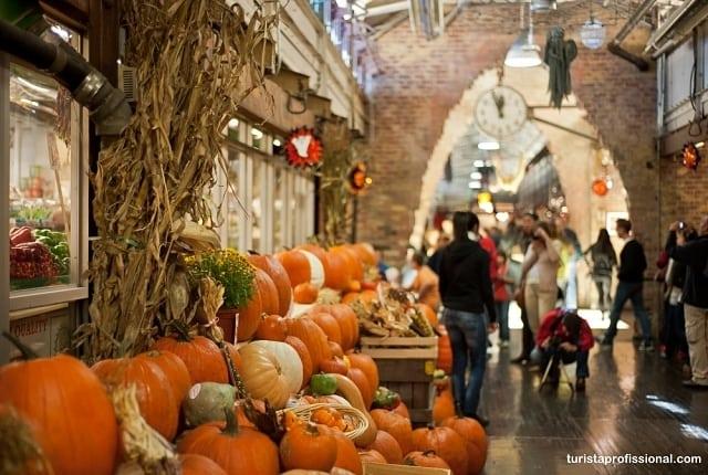 nova york dicas - Chelsea Market em Nova York, um super passeio