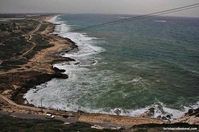 roteiro israel - Dicas de Israel: Rosh Hanikra, uma adorável surpresa!