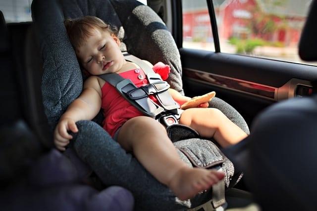 viagem de carro com bebe - Dicas para programar uma viagem de carro com bebê