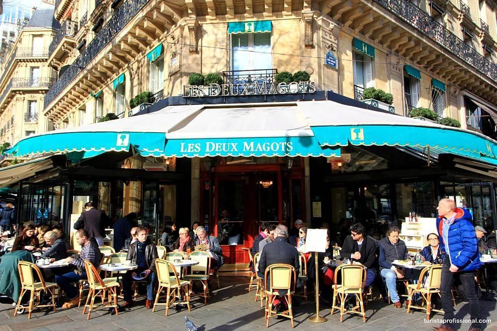 cafe paris - Onde ficar em Paris: os piores e os melhores bairros (tudo que você precisa saber)