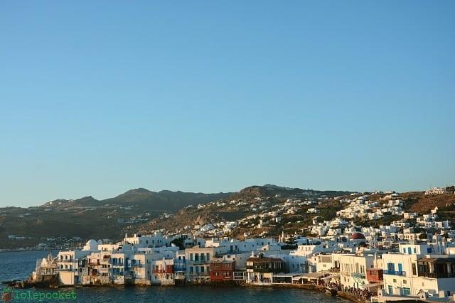 little venice - Mykonos: dicas para conhecer a ilha grega das baladas