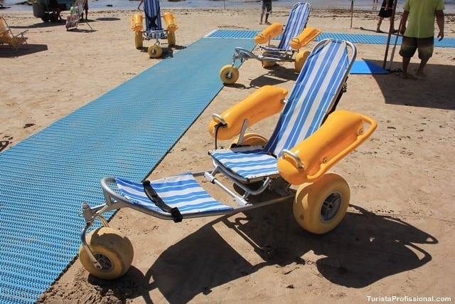 praia adaptada