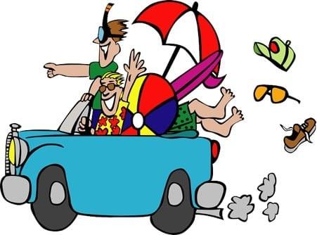 viagens de carro