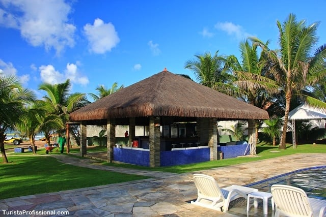 bar de praia - Hotel em Porto de Galinhas: Village
