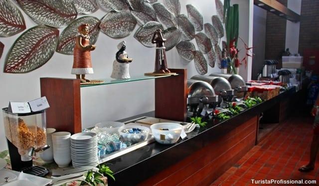 cafe de hotel - Hotel em Porto de Galinhas: Village