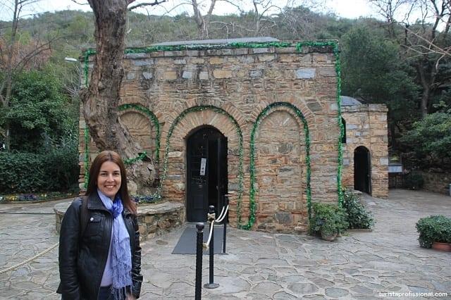casa de maria turquia - Como chegar e dicas para visitar Éfeso, na Turquia: uma joia da Antiguidade