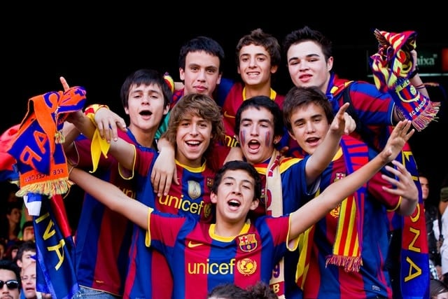 futebol barcelona
