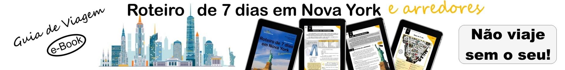 guia de nova york - Dicas de Nova York - índice de posts