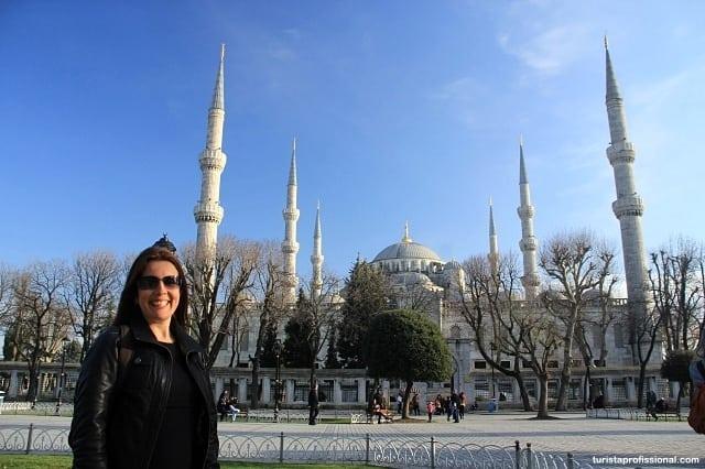 mesquita azul - O que fazer na Turquia: roteiro de 8 dias