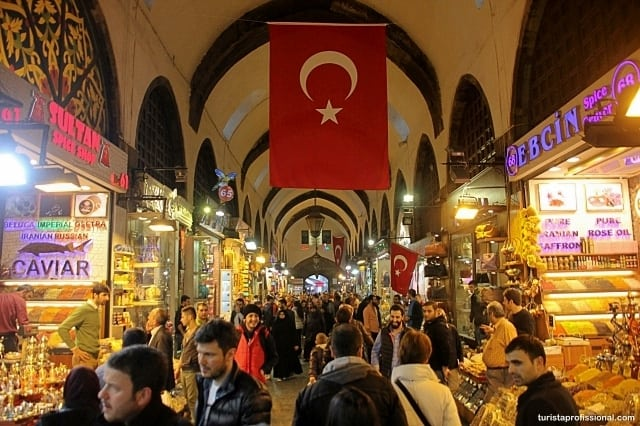 O que fazer na Turquia