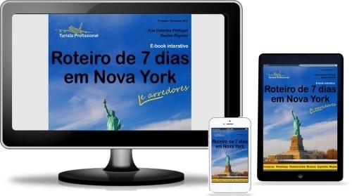 o que fazer em nova york - Roteiro de 7 dias em Nova York e arredores (E-Book)
