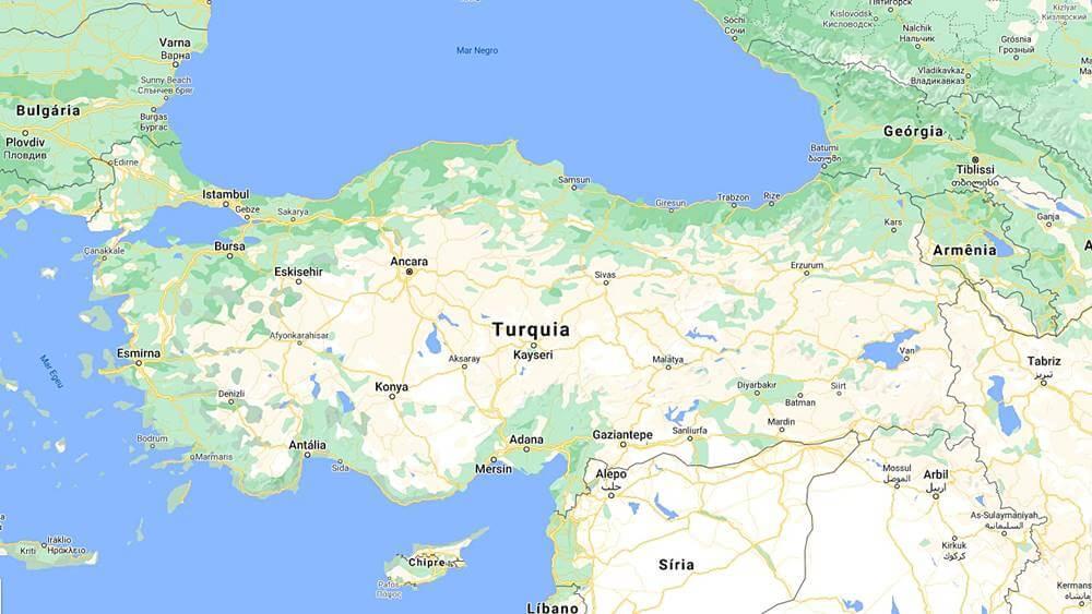 onde fica turquia - O que fazer na Turquia: roteiro de 8 dias