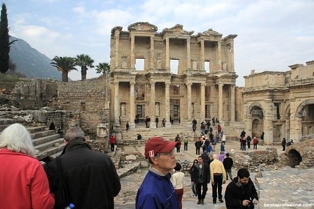 roteiro turquia - Como chegar e dicas para visitar Éfeso, na Turquia: uma joia da Antiguidade