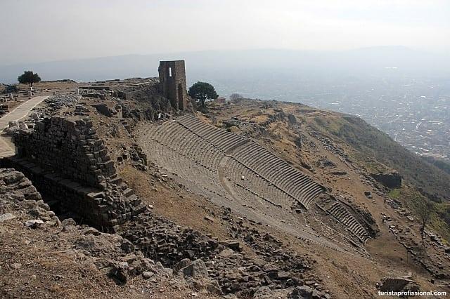 teatro de pergamo - O que fazer na Turquia: roteiro de 8 dias