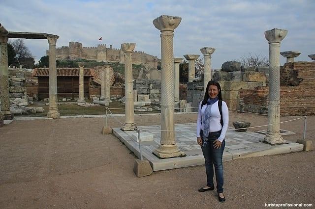 tumulo de sao joao - O que fazer na Turquia: roteiro de 8 dias