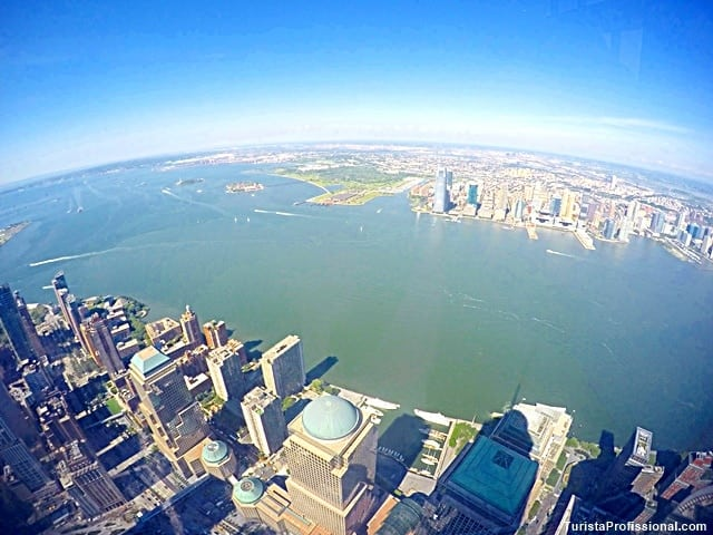 o que ver em new york - One World Observatory: o ponto mais alto de Nova York