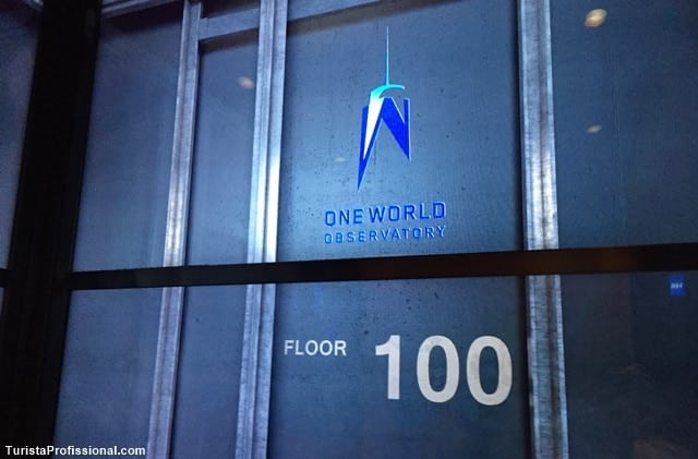 one world obsevatory new york - One World Observatory: o ponto mais alto de Nova York