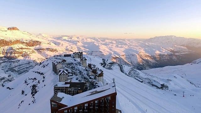 vale nevado - Dicas do Valle Nevado e demais estações de esqui próximas