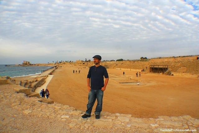 caesarea - Seguro viagem para Israel