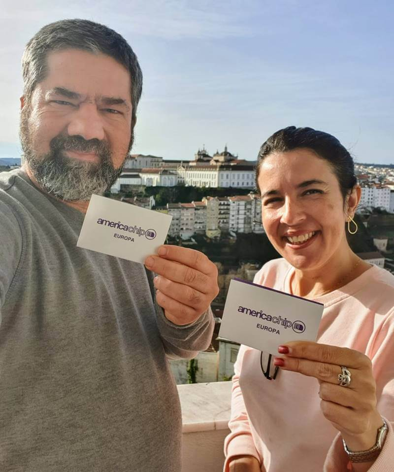 chip internacional europa - Chip internacional America Chip: viaje conectado pelo mundo