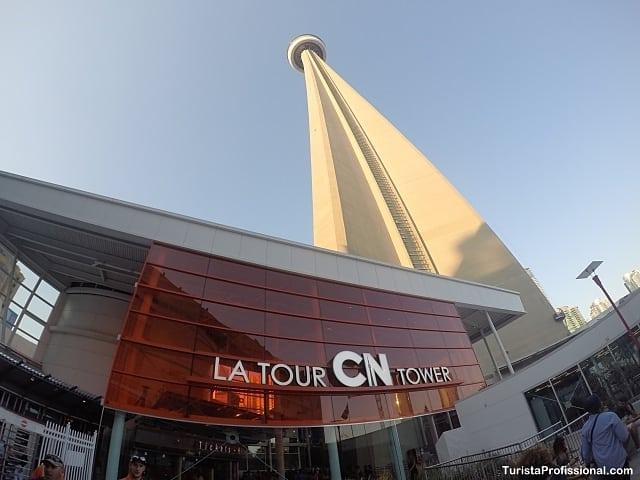 cn tower toronto - O que fazer em Toronto: roteiro de 2 dias